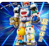 哆啦A夢新變身!超合金 超合體SF機器人,強大的藤子‧F.不二雄筆下角色大集合