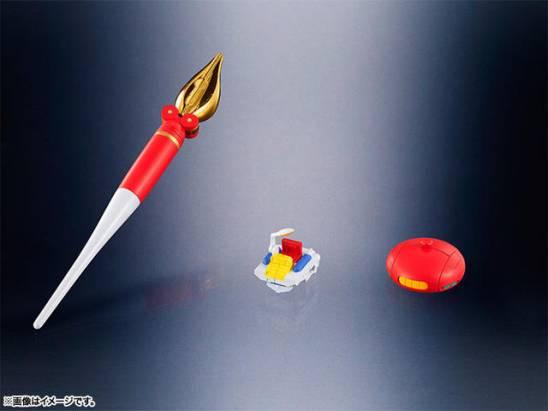 哆啦A夢新變身!超合金、超合體SF機器人,強大的藤子‧F.不二雄筆下角色大集合