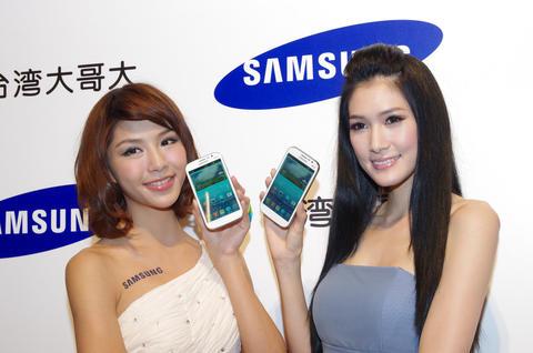 台哥大首度進軍代理市場,與三星合作引進 5 吋雙待機種 Galaxy Grand Duo