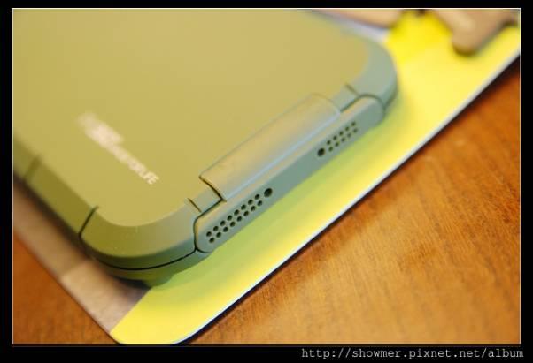 野外運動風的 iphone 5 保護殼 PUREGEAR PX360