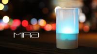 蠟燭也能科技化?七彩互動感應蠟燭MIRA