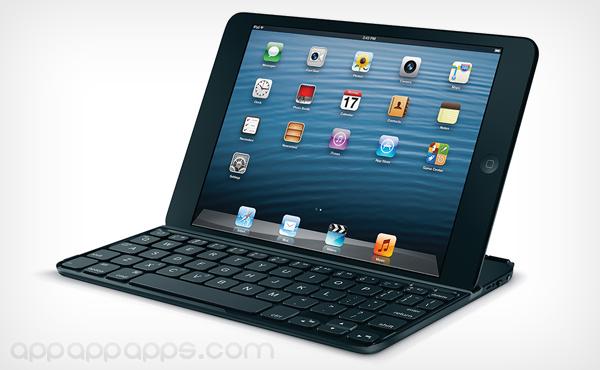 iPad mini終於也有鍵盤保護殼, Logitech及Belkin公佈最新設計