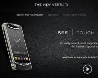 Vertu 第一款 Android 手機登場,英格蘭手工製的代價是 1 萬美金