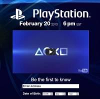 PS4 要來了? Sony PlayStation 神秘活動網站上線