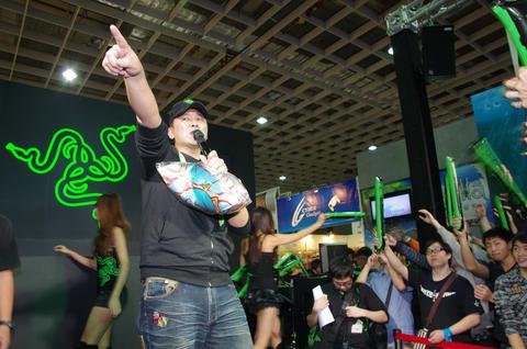 以身為玩家的熱情與自豪作為創新的原動力,專訪雷蛇 CEO 陳民亮