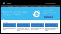 微軟推出 modern.IE 網站 提供開發者測試網站工具