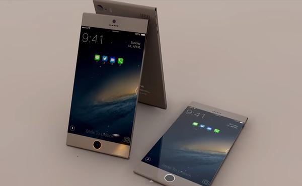 瘋狂巨屏 iPhone Pro 設計: 插入專屬 iController 變全能混合機 [影片]