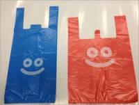 日本便利商站Lawson的史萊姆塑膠袋