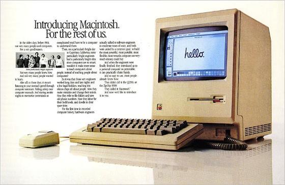 近乎完美的樂高Macintosh電腦,沒注意的話還以為是1984年發表的復刻版