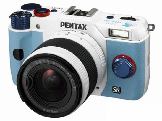 PENTAX Q10 X 新世紀福音戰士聯名機種