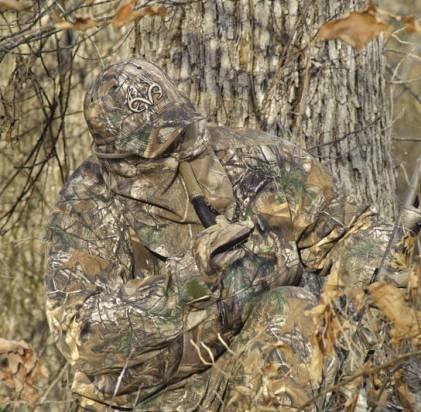 超級無敵強3D迷彩服,在叢林中近乎隱形一般的存在