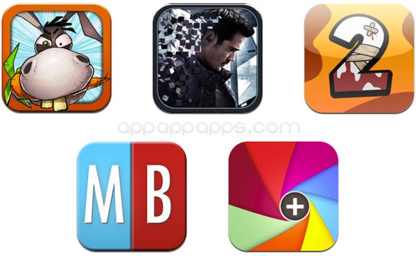 [24/01] iPhone / iPad 限時免費及減價Apps精選推介 by appappapps