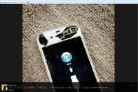手機放入微波爐充電,iPhone 5只要20秒,4S只要30秒……