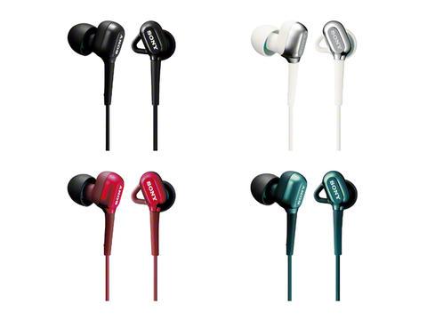 Sony XBA 耳機新添標榜配戴舒適性的 XBA-C10