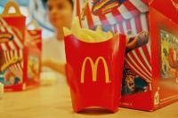 英國麥當勞提供兒童免費電子書