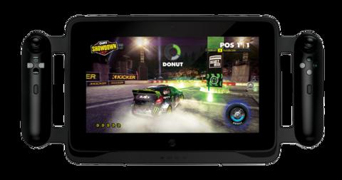 Razer 正式發表全球首款電競級平板電腦