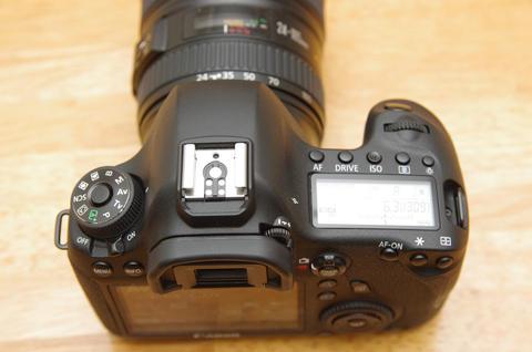 重新定義入門全幅單眼, Canon EOS 6D 動手玩