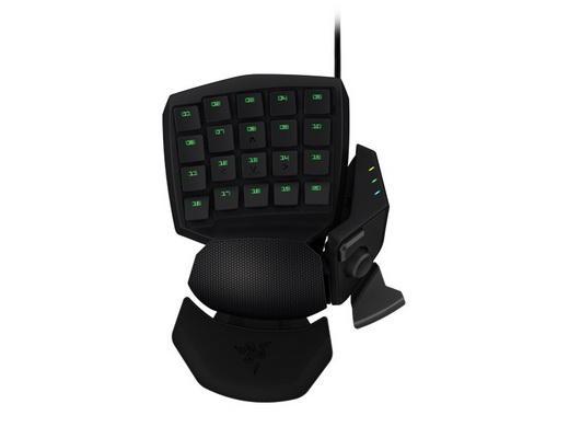 Razer 推出左手鍵盤 金絲魔蛛