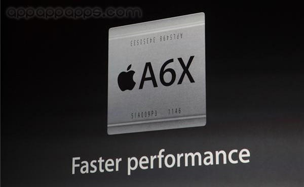Apple擺脫對Samsung最後依賴: A6X處理器將由台積電生產?