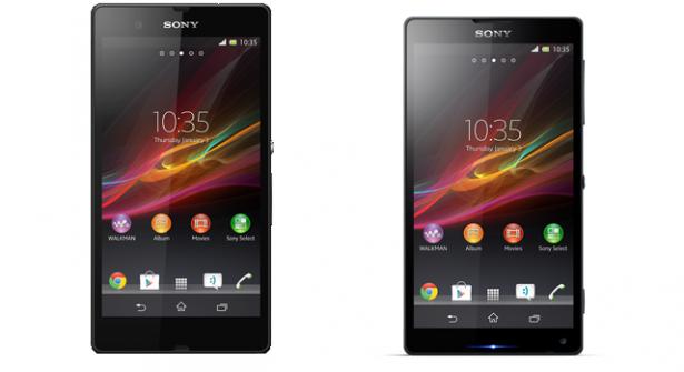 Sony Xperia ZL & Z 曝光照