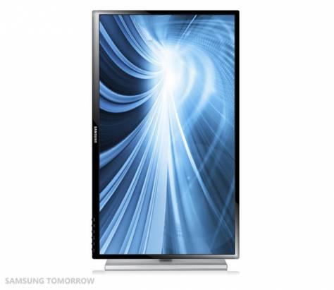 Samsung發表數款顯示設備,訴求專業或準專業族群