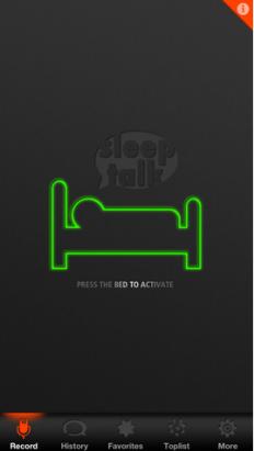 Sleep Talk Recorder 揭示睡著後…… 你不知道的事