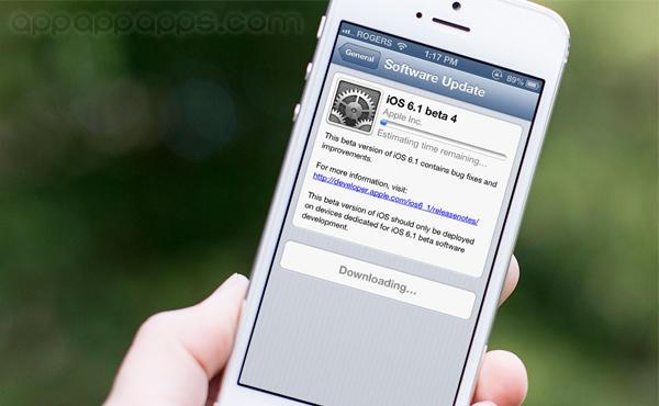 想JB便不要更新: iOS 6.1改變保安系統, 令JB破解難上加難