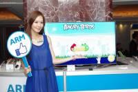 調查報告指出,智慧電視的最重要智慧應用是...觀賞網路影片