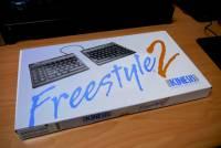 給你舒適的打字狀態 Kinesis Freestyle-2 分離式鍵盤