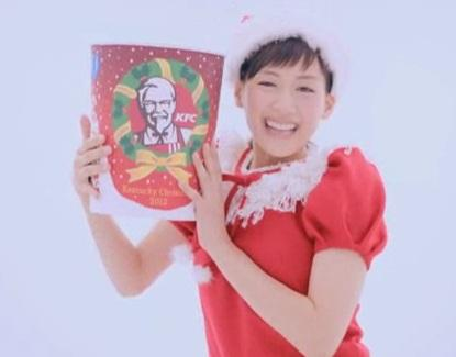 Merry KFC!聖誕節吃肯德基才叫潮