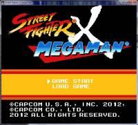 Street Fighter X Mega Man,「快打旋風 X 洛克人」終於可以存檔,而且按ESC也不會馬上跳出了,真是令人感動得流眼淚呀