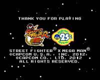 Street Fighter X Mega Man,「快打旋風 X 洛克人」隱藏元素(含豪鬼打法攻略)補充