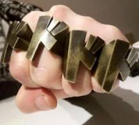 將聲音具象化,把效果音戴在手上的戒指