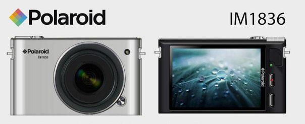 寶麗來將推出外型有點像 Nikon 1 J2 、但搭載 Android 的可換鏡頭相機?