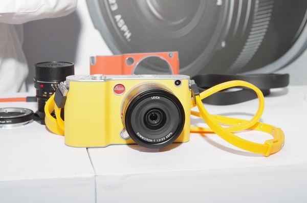 德國百年工藝與當代藝術的結合,徠卡全新 T-System 相機在台發表