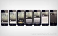 重新設計的 iOS 7鎖屏大解構 [圖庫]