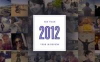 屬於你的2012年回顧: Facebook推出新專頁 讓你回味過去一年的種種