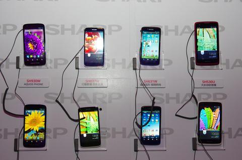 主打平價也能擁有 5 吋 Full HD 螢幕, Sharp SH930W 在台推出