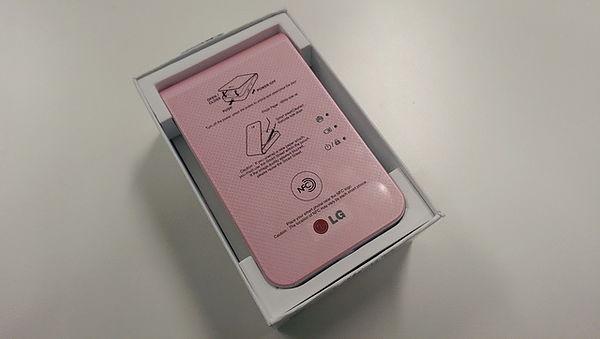 隨拍即印樂趣 口袋型相印機第三代 by LG