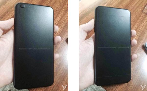 iPhone 6 完整模具曝光, 設計完全吻合