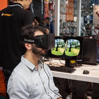 戴上 Oculus Rift 體驗「慢半拍」人生