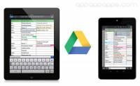 Google Drive加入支援Office Excel 可閱讀更可隨時編輯