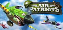 Air Patriots愛國者航空大戰~掌握空中優勢,盡情轟炸坦克吧