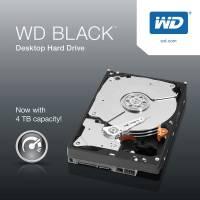 WD 3.5 吋黑標 4TB 硬碟正式推出