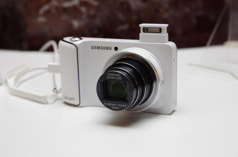 又一搭載 Android 系統的相機, Samsung Galaxy Camera 正式在台報到