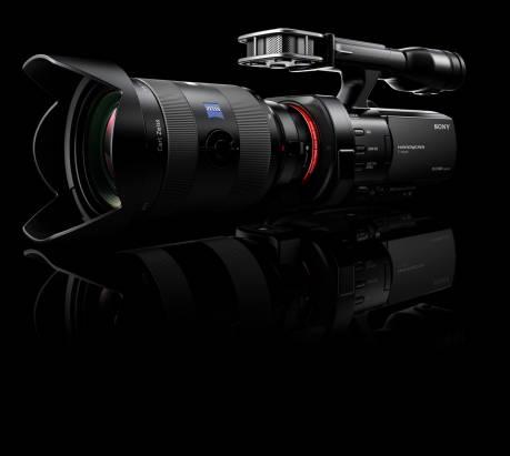 Sony 首款全片幅可換鏡頭錄影機 Handycam NEX-VG900 正式開賣