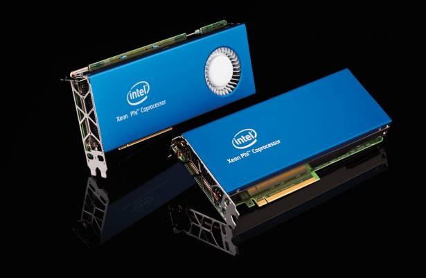 瞄準平行運算市場, Intel 推出 Xeon Phi 協同處理器
