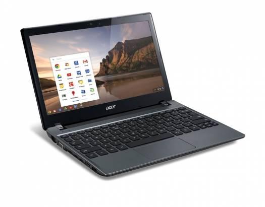 繼三星的 ARM 架構版本, Acer 發表搭載 X86 處理器的 C7 Chrome Book