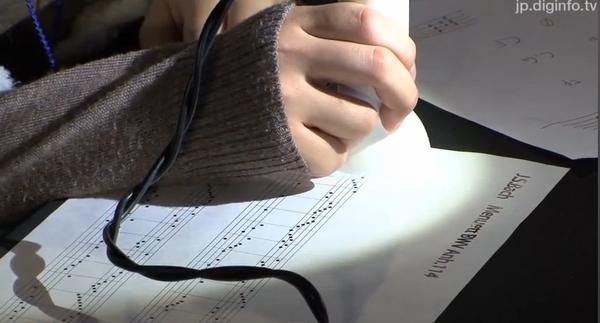 紙上彈琴成為可能,初學者、作曲者或是不懂樂理者的福音