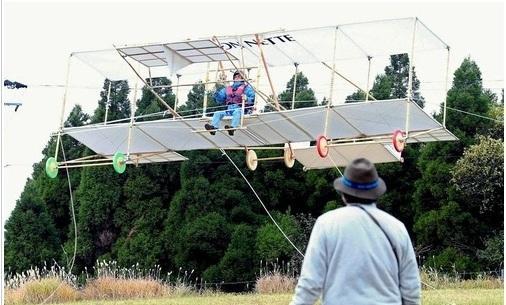 103年前的憤怒鳥飛行實驗…成功!